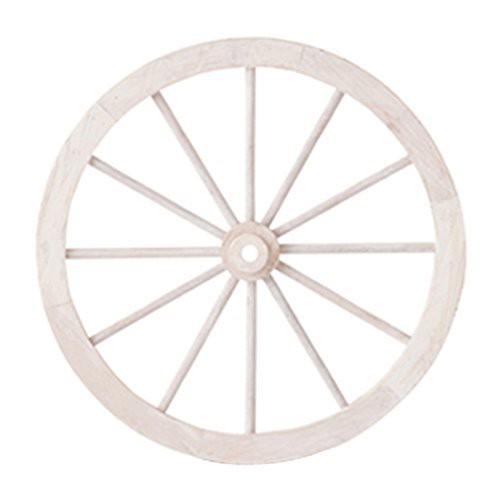 ガーデンウィール(車輪)ホワイト Mサイズ 直径45.5cm