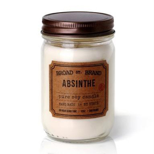 ABSINTHE CANDLE - BROAD STREET BRAND