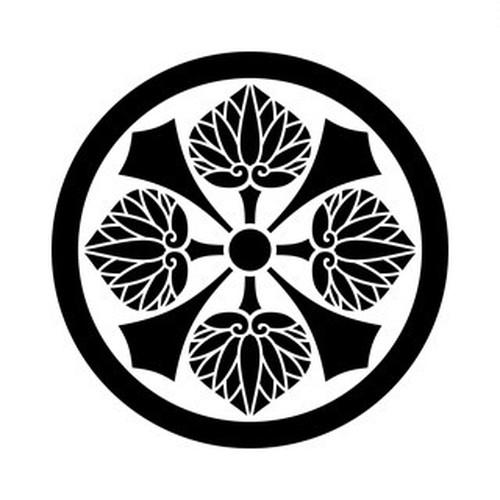 中輪に剣四つ葵 aiデータ