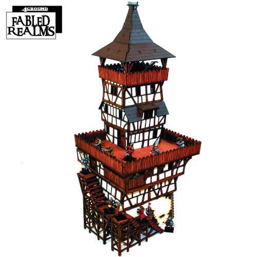 Mordanburg City Watchtower 28S-FAR-113