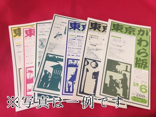 お楽しみ!バックナンバーセット(1000円)
