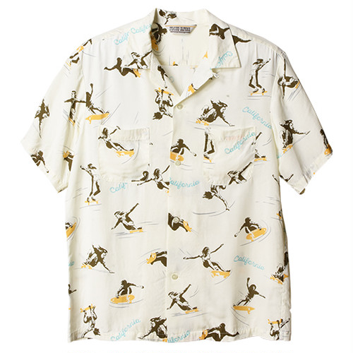 SD Skaters Hawaiian Shirt
