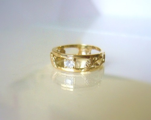 Diamond Breeze RingⅠ (K14)