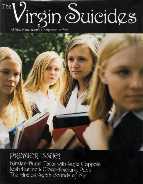 """(古本) """"The Virgin Suicides"""" A New Generation's Companion to Film"""