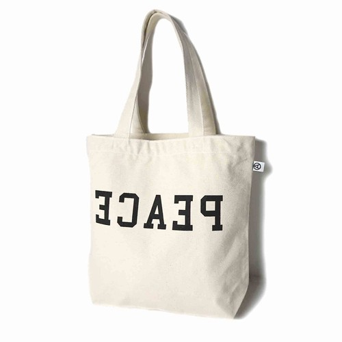 """ANRIVALED by UNRIVALED """"PEACE TOTE"""" NATURAL"""