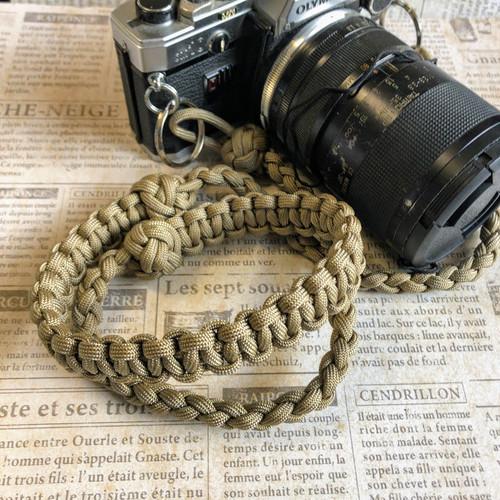 カメラストラップ パラコード Paracord Camera Strap K90