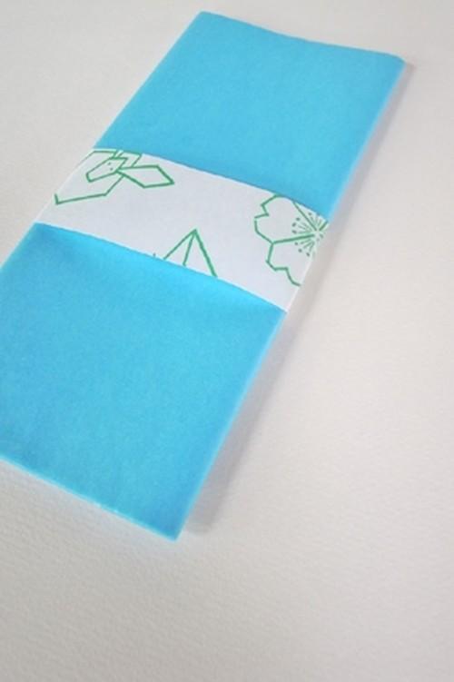 背守 型写し用 薄紙(お花紙)20枚