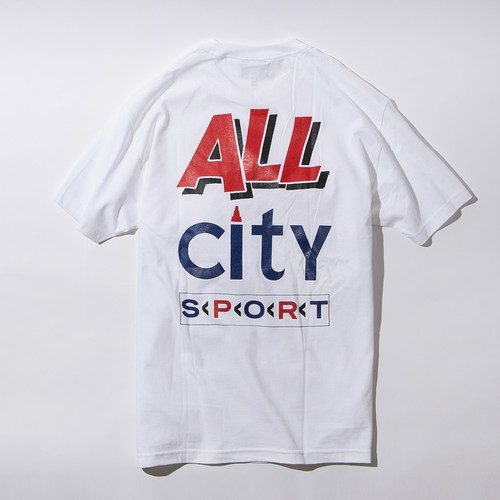ALL CITY SPORT TEE