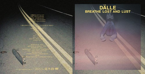 【DALLE】9thシングル『呼吸するLOST AND LUST. EP』CD
