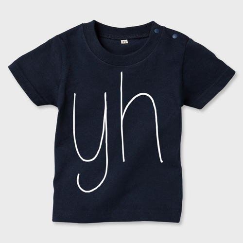 yh Kids T-shirt (NVY)