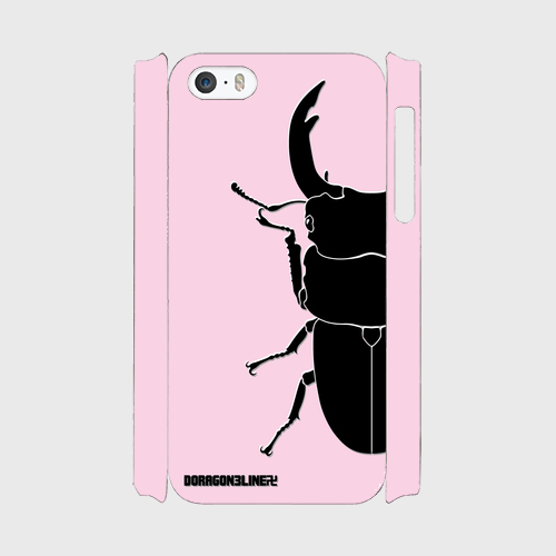 (iPhone5s) Insectera (ベビーピンク)