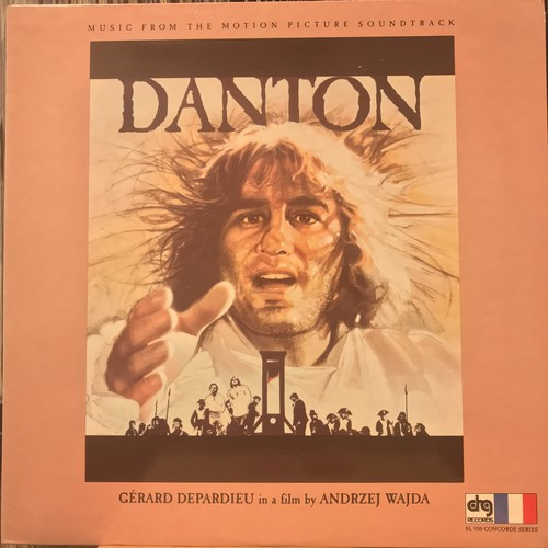 DANTON /OST(1983)