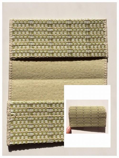 名刺入れ(裏地あり)特別色 (Lined) Business card case