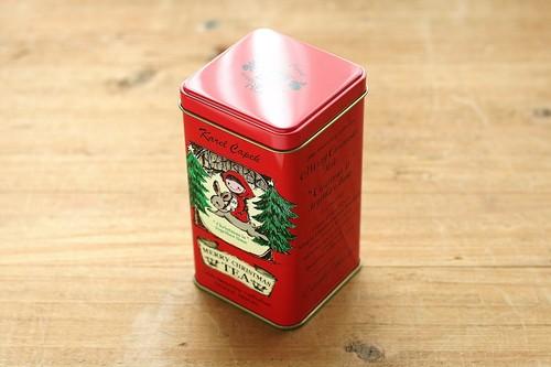 メリークリスマスティー 缶