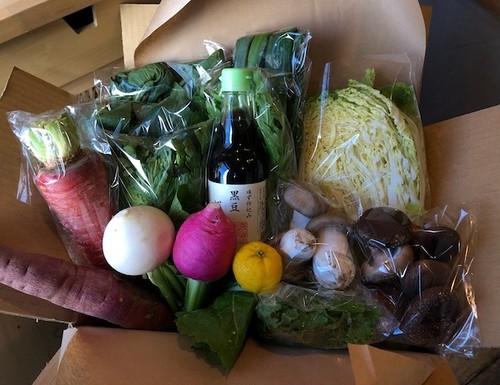 【お歳暮・お中元】京野菜セットA+黒豆ぽん酢
