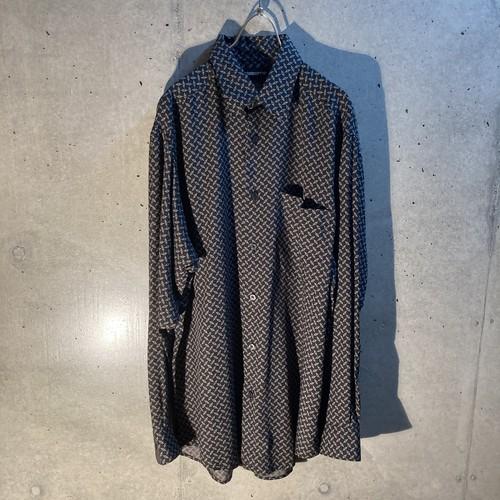 rayon design shirt