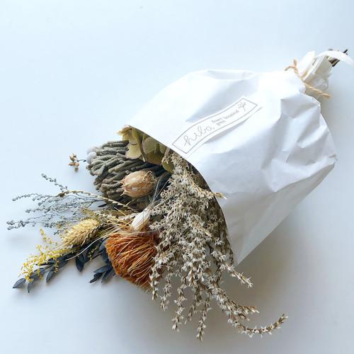"hiba ""dried flower bouquet"""