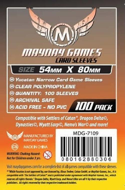 (54x80mm) Mayday カードスリーブ MDG-7109