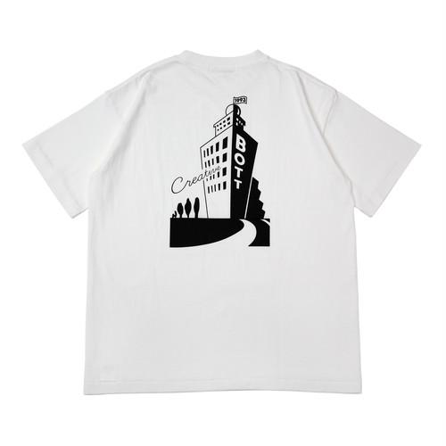 BoTT x CDS Hotel Tee(white)
