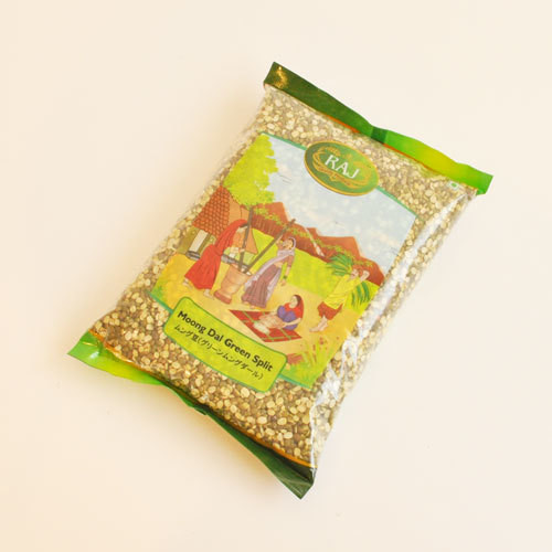 Raj Moong Dal Green Split1kg
