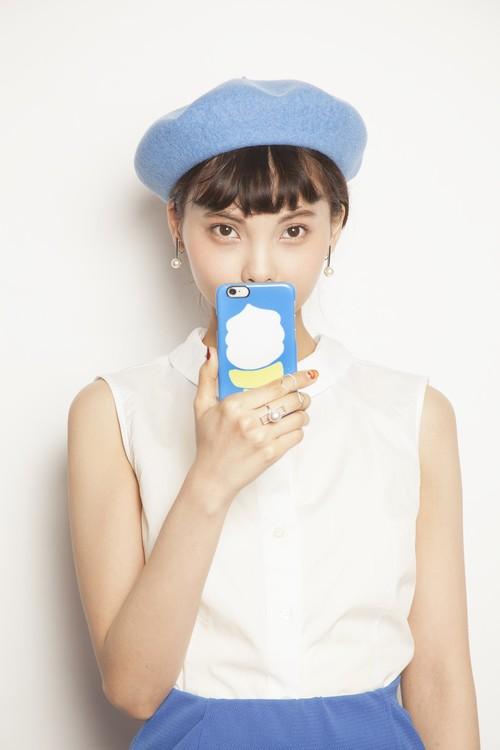 ソフトクリームiPhone6ケース