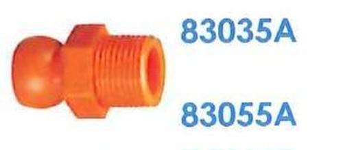 """83035A 汎用クーラントホース3/8"""" 3/8"""" NPTコネクター"""