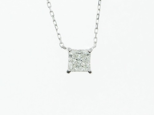 【IF Clarity】0.700ct UP ダイヤモンドネックレス
