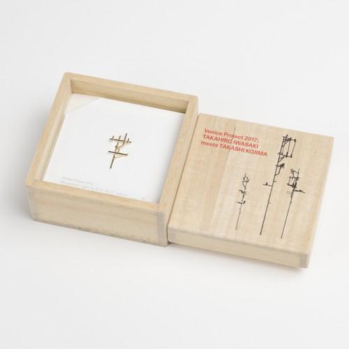 VP 2017 | type A | 18K ピン・ブローチ | 18k gold pin brooch