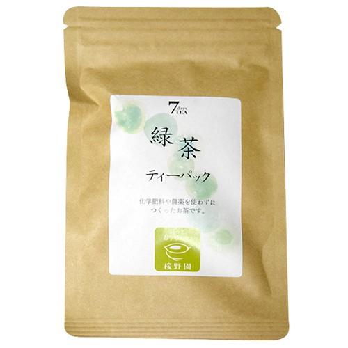桜野園 7days TEA 緑茶 ティーパック 2.5g×7P