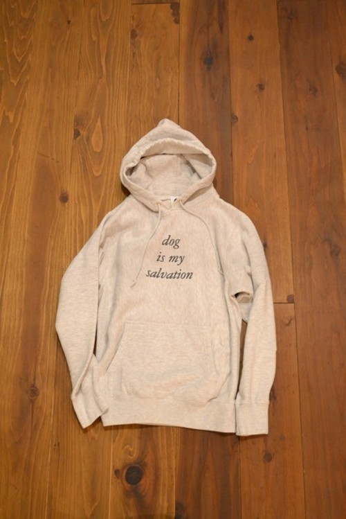 TACOMA FUJI RECORDS / SALVATION HOODIE (12oz)