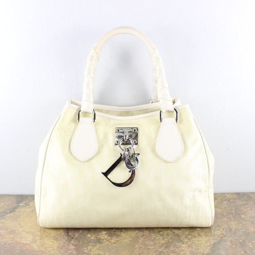 .Christian Dior TROTTER LOGO HAND BAG MADE IN ITALY/クリスチャンディオールトロッターロゴハンドバッグ 2000000047409