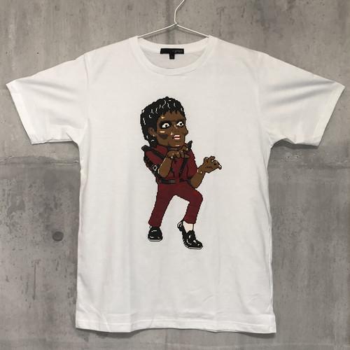 【送料無料 / ロック バンド Tシャツ】 MICHAEL JACKSON / Thriller Men's T-shirts M マイケル・ジャクソン / スリラー メンズ Tシャツ M