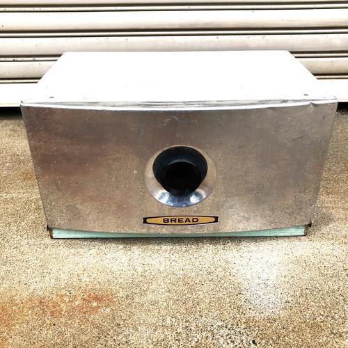 品番5230 ブレッドケース キッチン 調理器具 パン 保存 収納 メタル ヴィンテージ
