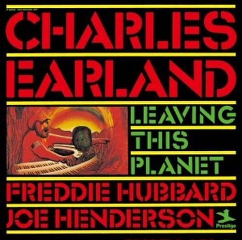 【USED/LP】Charles Earland - Leaving This Planet (US ORIGINAL)