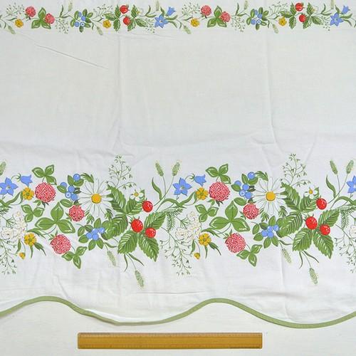 プリントカーテン(横182×縦57)