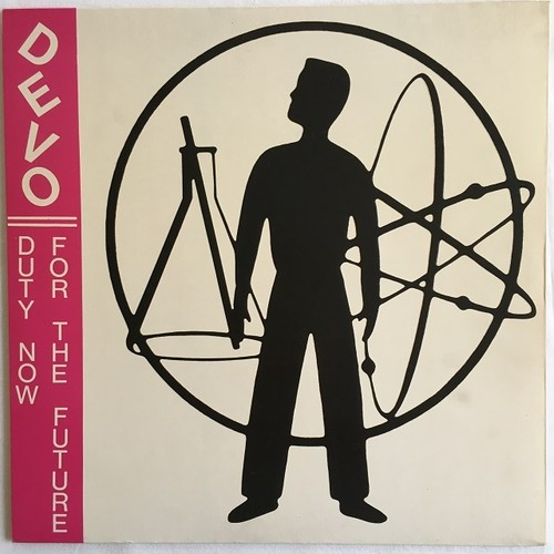 【LP・英盤】Devo / Duty Now For The Future