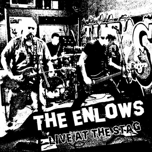 the enlows / live at the stag cd