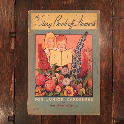 My Story Book of Flowers