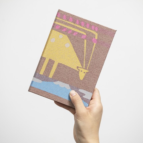 HATAORIMACHI NOTE BOOK ◤SHIKA◢