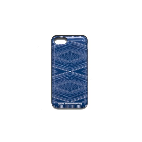 iPhone 7&8 case【BANDANA PATTERN】- NAVY