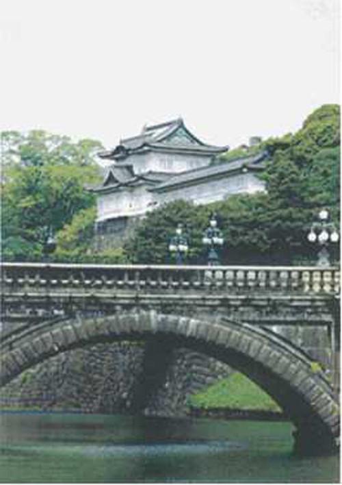 からくりファイル「二重橋(江戸城)」