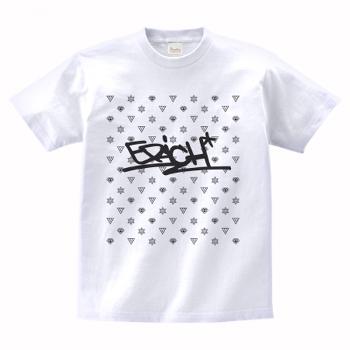 ERICH / TAGGING T-SHIRT WHITE