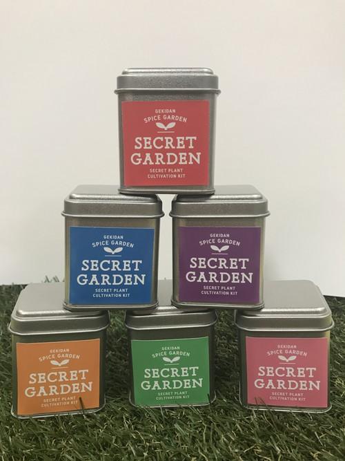 SECRET GARDEN<全6種>