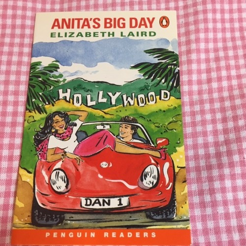 Anita's Big Day(Penguin Readers: Easystarts)