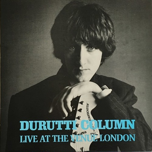【LP・英盤】Durutti Column / Live At The Venue London