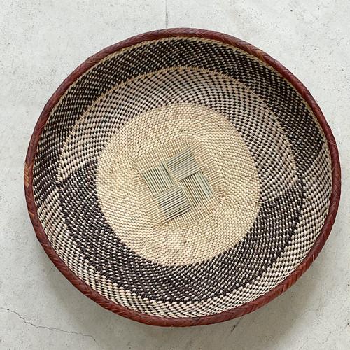 イララ椰子 ボウル かご バスケットΦ約42cm