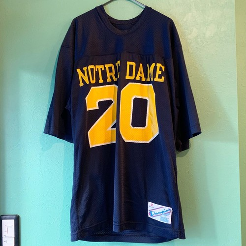 80~90s Champion フットボール ゲームシャツ