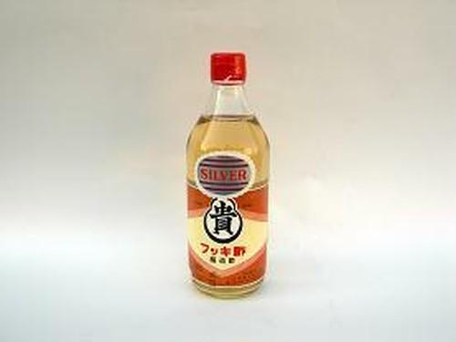 フッキ酢シルバー(標準酢) 500mlビン(6003)
