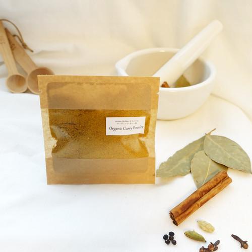 オリジナル有機カレー粉 40g (袋入り)