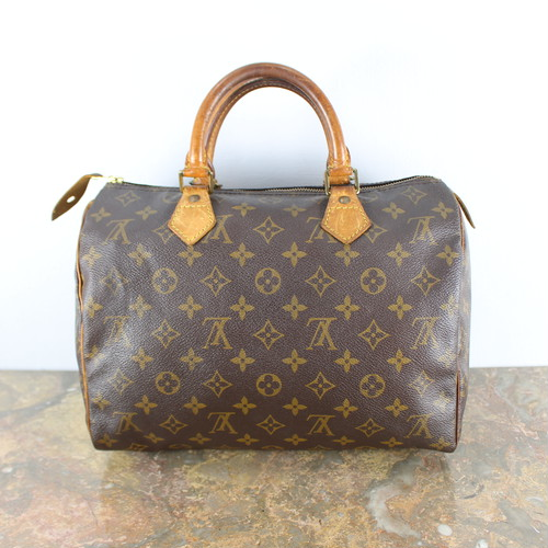 .LOUIS VUITTON M41526 SP0934 SPEEDY30 MONOGRAM PATTERNED BOSTON BAG MADE IN FRANCE/ルイヴィトンスピーディ30モノグラム柄ボストンバッグ 2000000040448